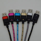 per Samsungusb--Cavo del USB del cellulare tessuto nylon di alta qualità