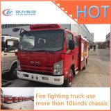 Type camion de la marque 4X2 LHD d'Isuzu de matériel de lutte contre l'incendie