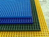 FRP или составная решетка как платформа и лестница