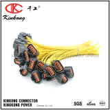 Le connecteur automatique de Pin de Kinkong 4 assemblent le harnais de câblage