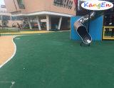 Grânulo elevados da borracha do campo de jogos EPDM da flexibilidade