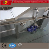 ステンレス鋼304の魚の洗浄のクリーニング機械熱い販売