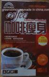 La beauté de corps de mode amincissant le café de régime de café détruisent le café de poids