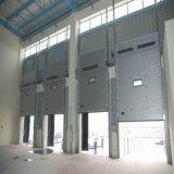 Автоматическая внешняя стальная раздвижная дверь пакгауза гаража (HF-J326)