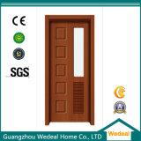 Porta de laminado PVC laminado para projeto de hotel (WDHO45)
