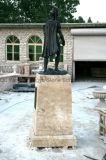 Monumento conmemorativo del granito de la estatua