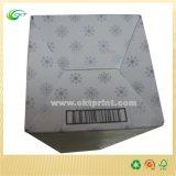 Коробка с Coated пятна UV, коробка вина цвета складчатости (CKT-CB-1022)