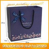 Изготовленный на заказ роскошный бумажный подарок кладет покупку в мешки для венчания