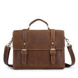 出張旅行の本革の人のハンドバッグ(RS- MS1767)
