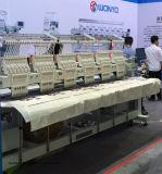 Prix principal Wy1206c de machine de broderie de la vente 6 chauds à grande vitesse
