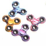 Bestes verkaufengroßhandelsmetall entlasten Druck-Handunruhe-Spinner-Spielzeug