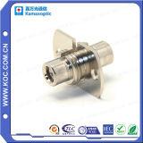 Metal do adaptador do RUÍDO da fibra óptica com luva do Zirconia