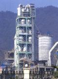 1500tpd de Installatie van het cement/de Molen van de Roterende Oven/van de Bal/de Pers van de Rol