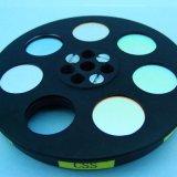 filtros ópticos sintonizados revestidos duros 50nm de 400nm Cwl Od 4