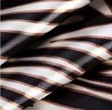 Напечатанная ткань сатинировки для женщин платья и шарфа