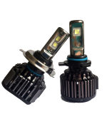 25W T20 H3 LEDのヘッドライト