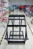 Фрукты и овощи Стеллажные стеллажи CS-S101 Металлические стойки