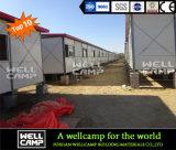 Casas prefabricadas modulares del bajo costo para el campo de trabajos forzados/Guangzhou/Foshan