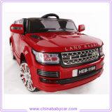 Les perspectives de Land Rover badinent la conduite électrique sur le véhicule