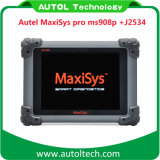 Originele van Autel Maxisys PRO Auto Kenmerkend Hulpmiddel J2534 ECU Ms908p die van Mej. 908p Autel Maxisys 908p programmeren