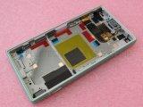 ソニーXperia Z5コンパクトな小型E5803 E5823 LCDの表示のタッチ画面のための携帯電話のアクセサリ