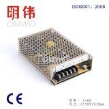 bloc d'alimentation S-60-5 de mode de commutateur de 5V 60W
