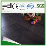 Le chêne HDF de café imperméabilisent le plancher en stratifié de surface