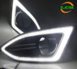 luces corrientes diurnas LED de 12V IP67 para Ford SUV Edge2015