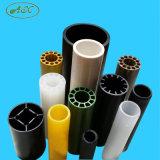 Base plástica del tubo para Rolls de papel de la máquina que raja
