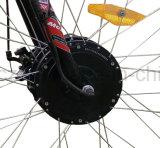 48V 500W 4.0 Rad-elektrische Dreiradlithium-Batterie LCD-Bildschirmanzeige des Zoll-fettes Gummireifen-Ladung-Dreiraddrei mit Pedal