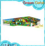 Matériel >Inflatable de cour de jeu de jungle de jeux de stationnement de syndicat de prix ferme de bille