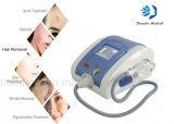 Máquina vascular da remoção do cabelo do rejuvenescimento da pele da remoção da lesão de Shr IPL