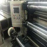 O PLC controla a máquina de corte 200 M/Min da película