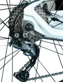 E-Vélo se pliant d'alliage d'aluminium de Cms-Tde13z