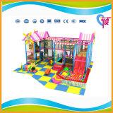 아이들 (A-12317)를 위한 다채로운 끌린 작은 실내 연약한 운동장