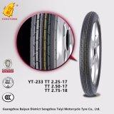中国の低価格の高品質の台紙のオートバイのタイヤ110/90-16 Yt-209b Tt/Tl