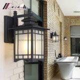 Retro lampada da parete impermeabile europea per il corridoio & il balcone