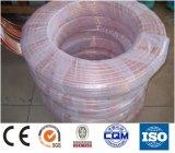 Tubo de cobre C11000 para las industrias de la electricidad
