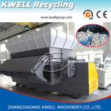 Único eje de reciclaje de la máquina trituradora de PE, PP, ABS, PA