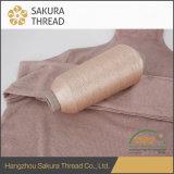 Металлическая резьба вышивки для вышивки тесемки с свободно образцом