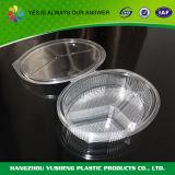 Контейнер еды пользы еды Muti-Функции подгонянный пластмассой ясный