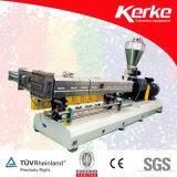 Kte-75 플라스틱 쌍둥이 나사 광석 세공자 장비 기계 가격