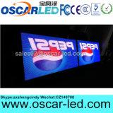 Знак стены переднего доступа напольный P8 RGB СИД высокого качества видео- для рекламировать доску