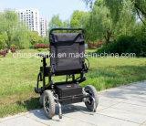 Cadeira de roda aprovada do Ce elétrica