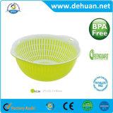 Корзина плодоовощ высокого качества пластичная/корзина хранения кухни для овощей