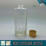 bottiglia di vetro del diffusore di fragranza dell'aroma del cilindro 150ml