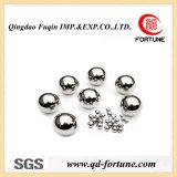 Bola inoxidable de /Bearing de la bola de acero de carbón de la bola del acerocromo de la bola de acero