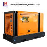 Schalldichter elektrischer Dieselgenerator der kleinen Zylinder-12kw 3