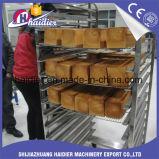 Het Brood die van de Toost van het Brood van de Apparatuur van de bakkerij de Vormdraaier van de Broodrooster van de Machine maken