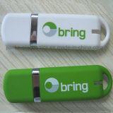 Movimentação feita sob encomenda do flash do USB da alta qualidade com logotipo impressa (102)
